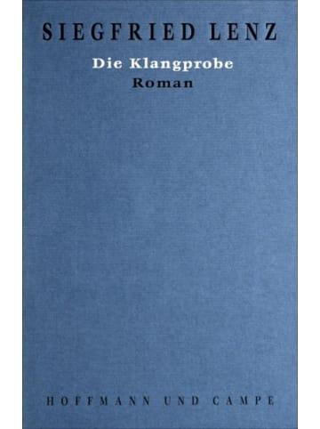 Hoffmann und Campe Die Klangprobe