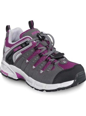 MEINDL Schuhe Respond Junior in brombeer/grau