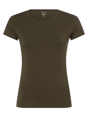 Marie Lund T-Shirt in khaki