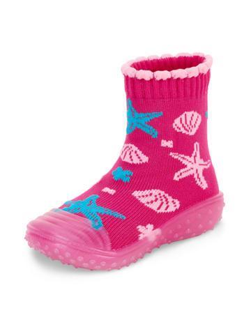 Sterntaler Adventure-Socks Sealife in magenta