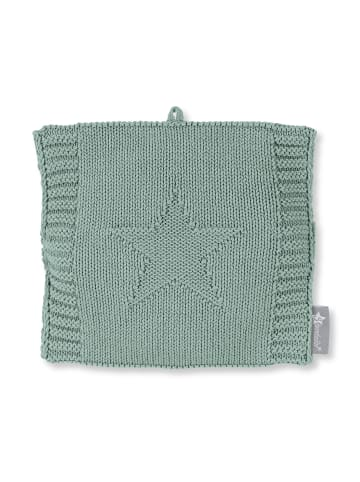 Sterntaler Strick-Wärmekissen in hellgrün