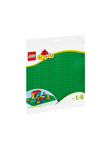 Duplo 2304 Große Bauplatte grün