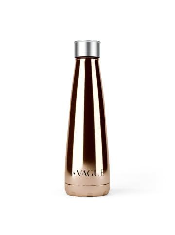 LA VAGUE Trinkflaschen GRAVITY in kupfer