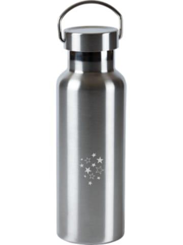 TapirElla Edelstahl-Trinkflasche Sterne, 500 ml
