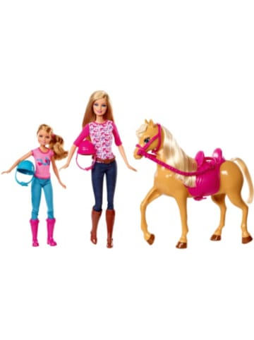 Mattel Barbie Schwesternzeit Reitunterricht Spielset