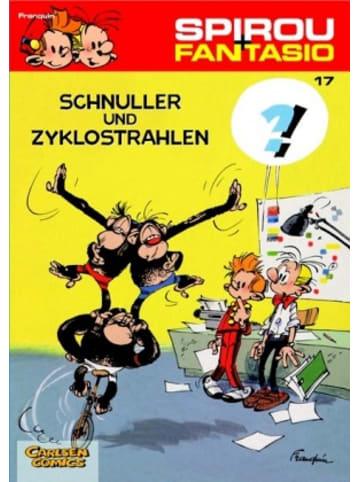 Carlsen Spirou + Fantasio - Schnuller und Zyklostrahlen