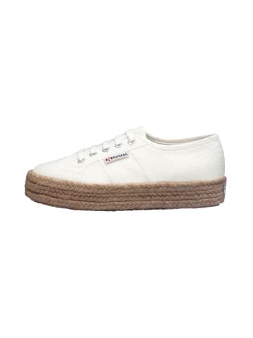 "Superga Sneaker ""2730 Cotropew"" in White"
