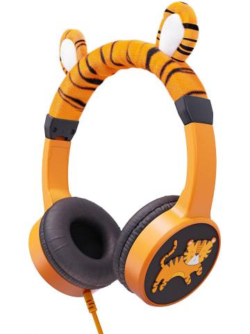 STRAX Planet Buddies - Kinder-Kopfhörer Tiger