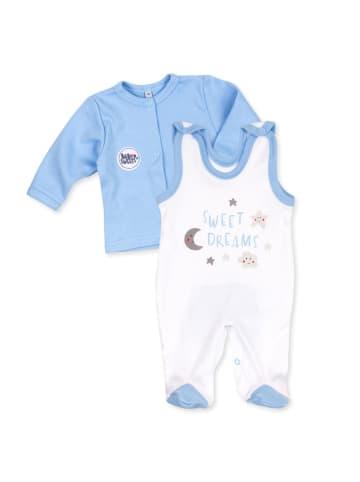Baby Sweets 2tlg Set Strampler + Shirt Sweet Dreams Jungen in bunt