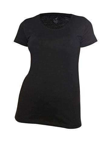 Hülya Avsar Collection T-Shirt Hülya Avsar T-Shirt Schwarz in schwarz