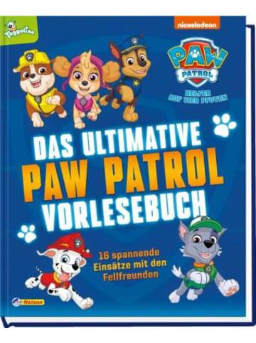 Nelson PAW Patrol: Das ultimative PAW-Patrol-Vorlesebuch