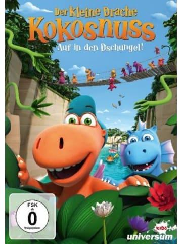 Universum Film Der kleine Drache Kokosnuss - Auf in den Dschungel!, 1 DVD