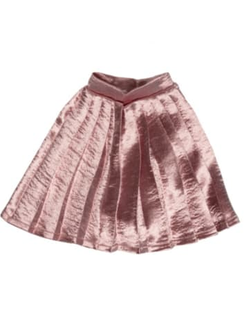 I'm a Girly - Light Pink Pleated Skirt
