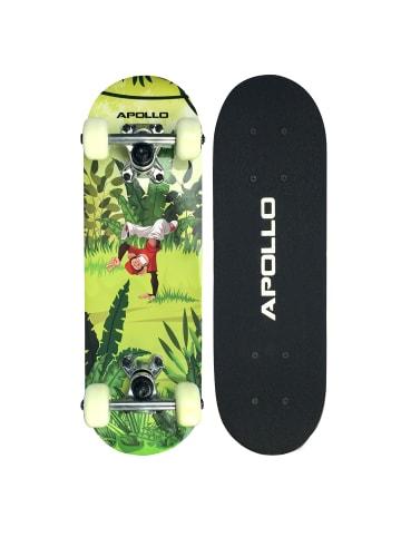 "Apollo Kinderskateboard "" Monkey Man "" in mehrfarbig"