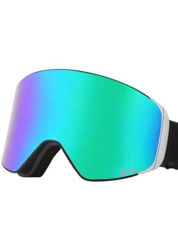 YEAZ Ski- / Snowboardbrillen APEX in grün