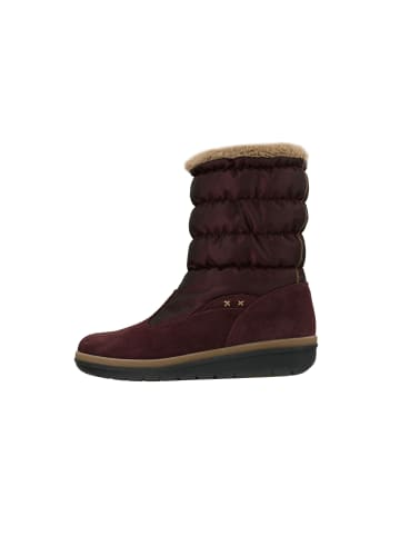 Natural Feet Winterstiefel Aneira in rot