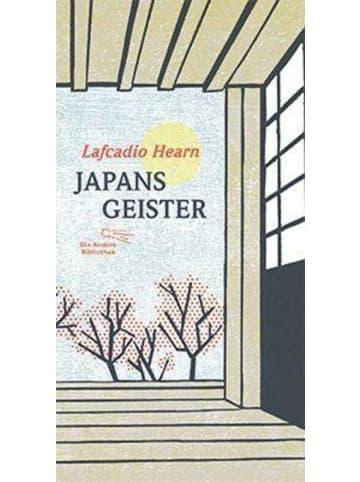 AB Die Andere Bibliothek Japans Geister