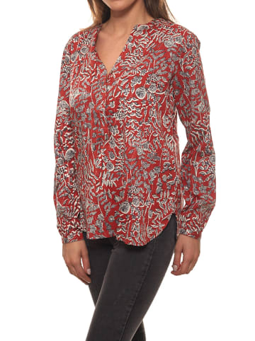 PART TWO Schlupf-Bluse in Rot