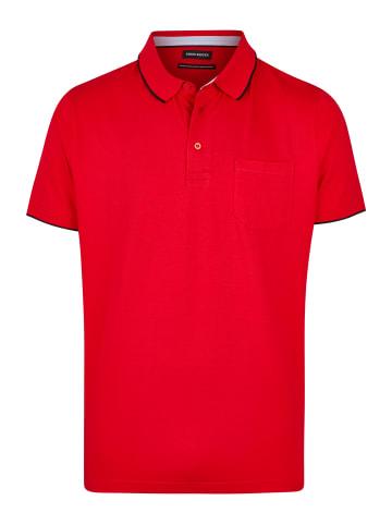 Bernd Berger Poloshirt in rot