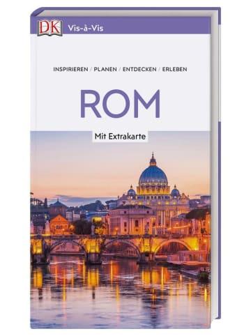 Dorling Kindersley Reiseführer Vis-à-Vis Reiseführer Rom 2020/2021   mit Extra-Karte zum Herausnehmen