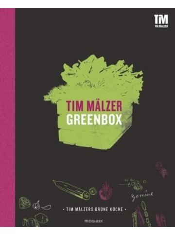 Mosaik Greenbox - Tim Mälzers grüne Küche
