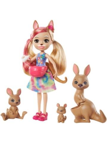 Mattel Enchantimals Kamilla Kangaroo Family