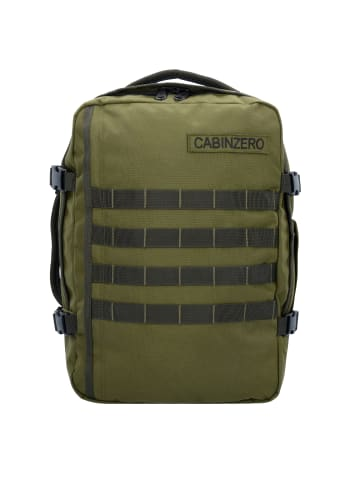 Cabinzero Military 28L Cabin Backpack Rucksack 44 cm in military green