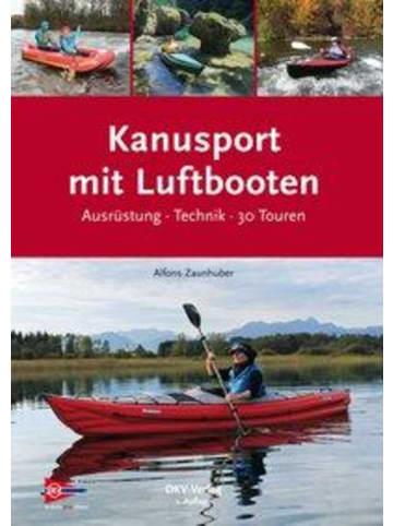 Deutscher Kanuverband Kanusport mit Luftbooten