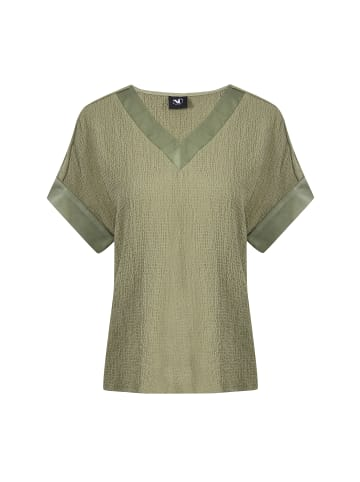 NÜ T-Shirt Holly in Green moss
