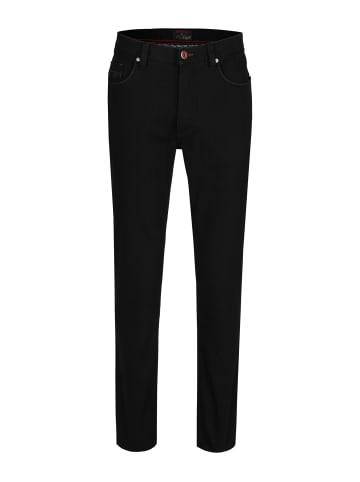 Eagle No. 7 5-Pocket-Jeans in schwarz