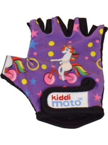 Kiddimoto Fahrradhandschuhe - Unicorn / Einhorn - M (4-8 jahre)
