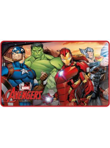 MARVEL Avengers Kinderteppich Marvel Avengers, 45 x 75 cm
