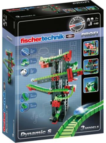 Fischertechnik PROFI Kugelbahn Dynamic S