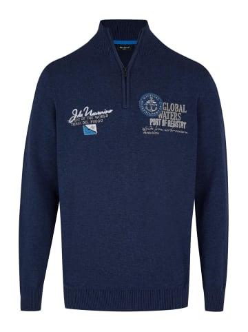 Bexleys man Sweatshirt in blau