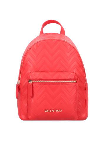 Valentino Bags Fauno City Rucksack 30 cm in rosso