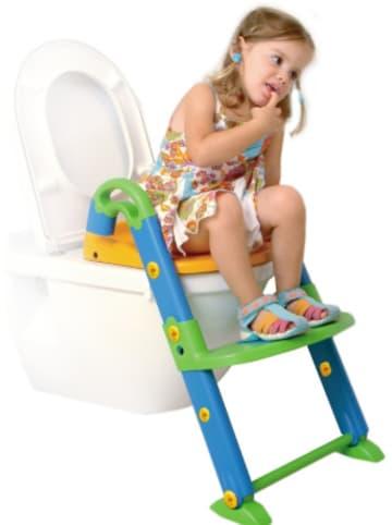 Kids Kit Toilettentrainer 3 in 1, bunt