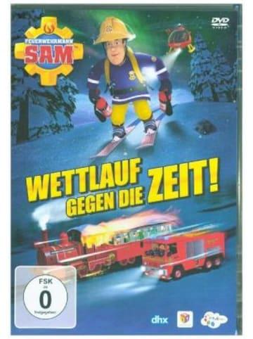 Justbridge Entertainment Germany Feuerwehrmann Sam - Wettlauf gegen die Zeit, 1 DVD