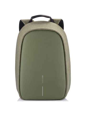 XD Design Bobby Hero Small Rucksack RFID 38 cm Laptopfach in green