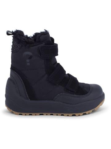 WODEN Boots Adrian Boot Kids in Schwarz