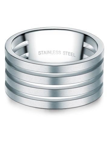 Stella Copenhagen Ring Edelstahl in Silber in silber