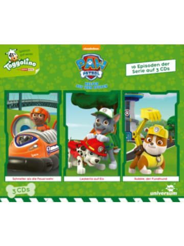 Sony CD PAW Patrol Hörspielbox 2 (3 CDs)
