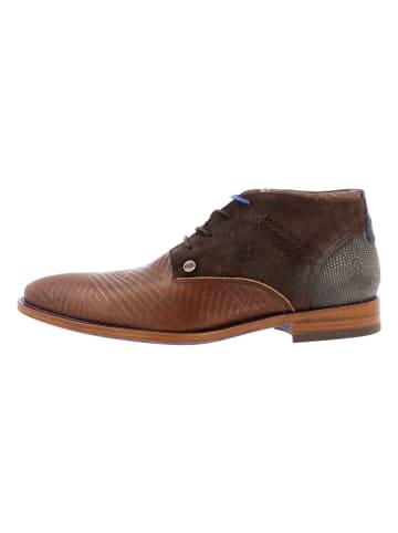 Rehab Formal Shoe in Braun
