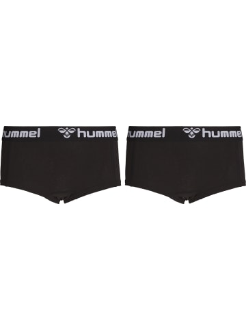 Hummel Hmlmaya 2Pack Hipsters in Schwarz
