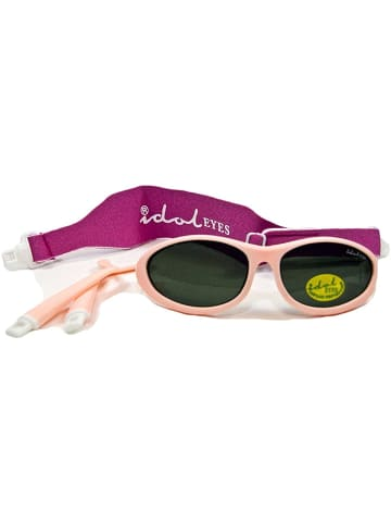 Bomio Sonnenbrille Idol Eyes mit Bügel in hellpink