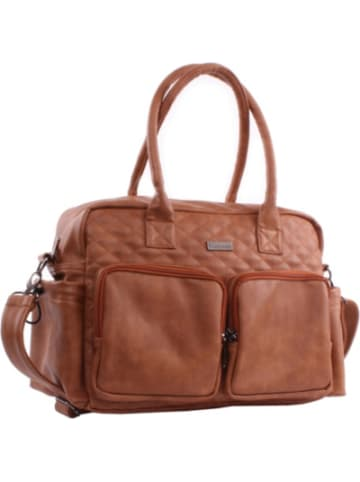 Kidzroom Wickeltasche Vision of Love, brown