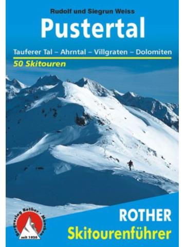 Bergverlag Rother Rother Skitourenführer Pustertal