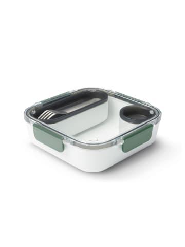 Black+Blum ORIGINAL Lunchbox,Olive, 1 Liter