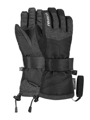 Reusch Fingerhandschuhe Baseplate R-TEX® XT Junior in blck/blck melange/silver