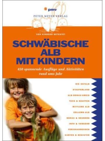Pmv Peter Meyer Verlag Schwäbische Alb mit Kindern