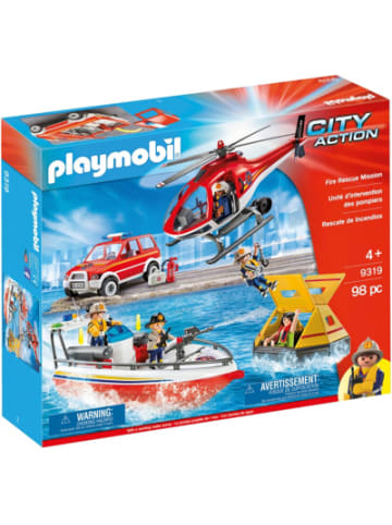 Playmobil 9319 Feuerrettungsmission